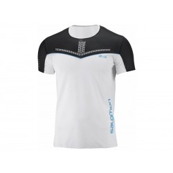 Salomon S/LAB SENSE TEE M White/Black