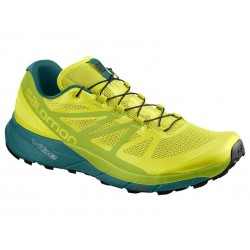 Salomon SENSE RIDE Sulphur Sp/Lime Green/D