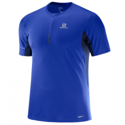 Salomon AGILE HZ SS TEE M Surf The Web