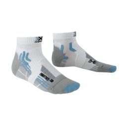 X socks RUN MARATH Lady Blc/Bl
