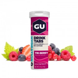 GU DRINK TABS - TRIBERRY