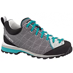 DOLOMITE DIAGONAL LITE WOMEN PEWTER GREY/MARINA BLUE