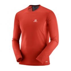 T.Shirt Trail Runner LS Tee Rouge