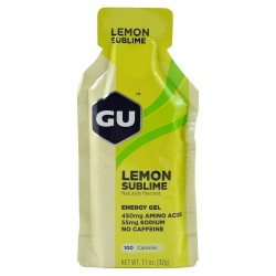 Gu Gel Energy - Lemon Sublime (Citron Intense)