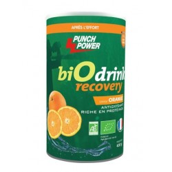 Punch Power BioDrink Recovery Orange
