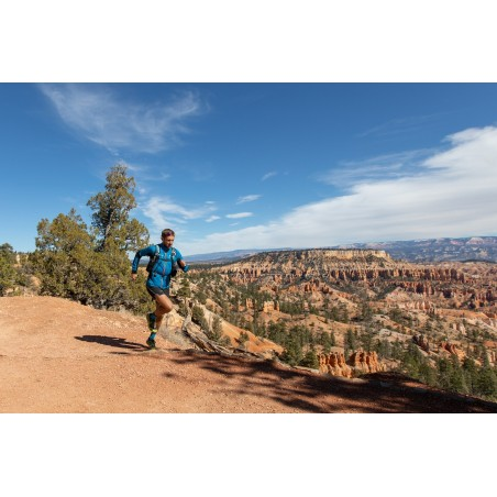 Trail running Utah