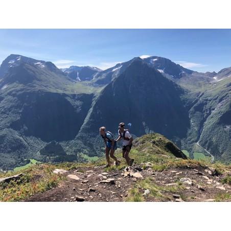 Voyage trail Norvège