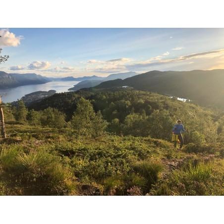Voyage trail Sunmore Alps